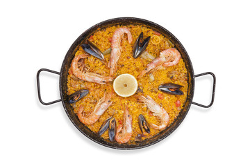 Spanish typical food