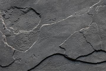Slate Stone Background Texture Dark Grey
