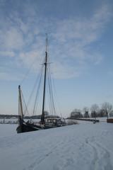 Dutch winterscene