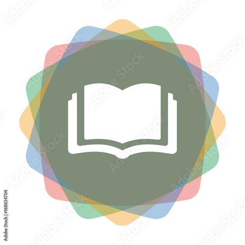 App Icon farbig Buch\
