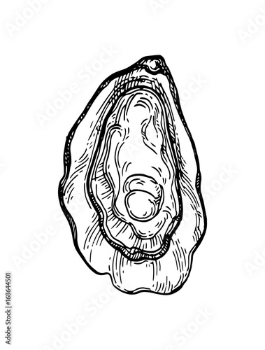 oyster ink sketch stock image and royalty free vector files on Cheap Ink for Epson oyster ink sketch