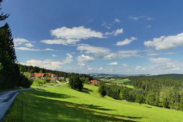 niederösterreichische Landschaft,