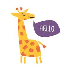 hello jiraffe