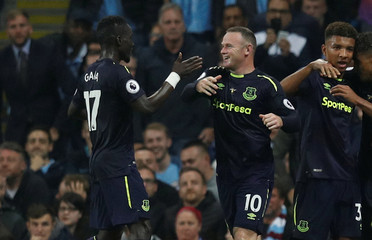 Premier League - Manchester City vs Everton