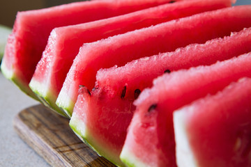 Sliced Watermelon III