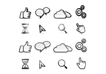 16 Media Icons 1
