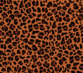 Seamless eopard pattern