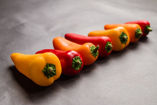 Organic Mini Sweet Peppers