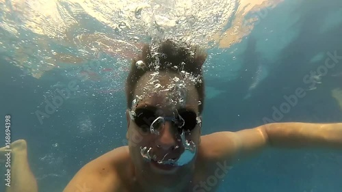 breathing under water analysis on nick Read breathing underwater free essay and over 88,000 other research documents nick andreas, a sixteen year old it also explains the reasons for why breathing.