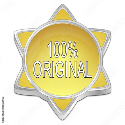 competitive price 6fe0b 50ff1 100% Original button - 3D illustration