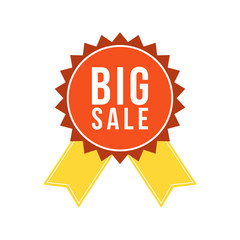 Style price label big sale