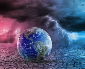 Global warming and apocalypse