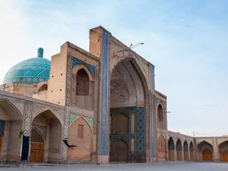 Mosque Jameoji in Qazvin, Iran