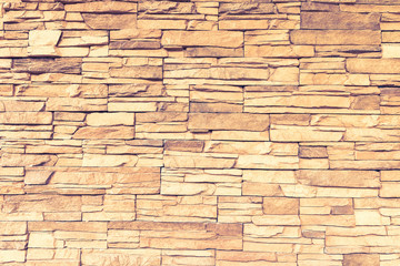 Wall texture background with marble brick stone.
