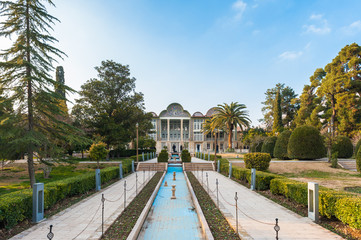 Eram Garden, Shiraz, Iran. UNESCO World Heritage