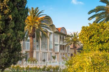 Eram Garden, Shiraz, Iran. UNESCO World Heritage