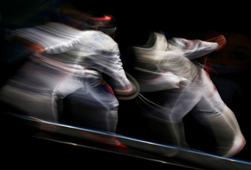 Southeast Asian (SEA) Games - Men's Foil Individual Semifinals