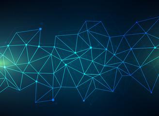 Technologie Hintergrund