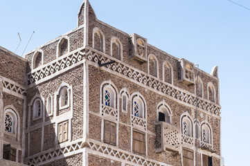 Architecture of the capital of Yemen, Sana'a