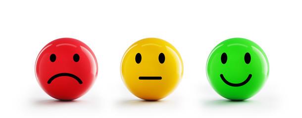Bewertungs Smileys 2