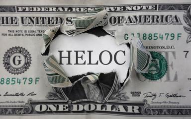 Home equity loan dollar