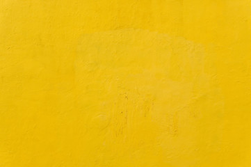 Yellow Dry Wall Texture