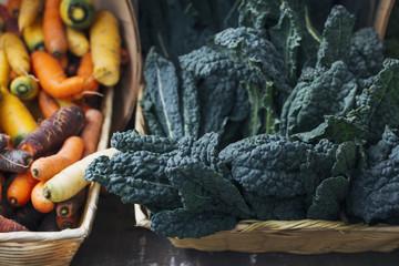 Lacinato Kale at market