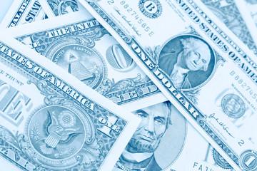 American banknotes