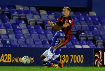 Carabao Cup Second Round - Birmingham City vs AFC Bournemouth