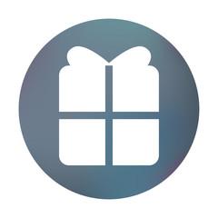 Farbiger Button - Geburtstagsgeschenk
