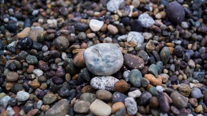 Hidden Beach Stones - Close Up