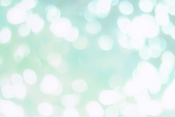 Colorful bokeh background.Abstract lights defocused background.Christmas background.