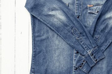 denim shirts jean