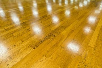 体育館の床 Gymnasium floor
