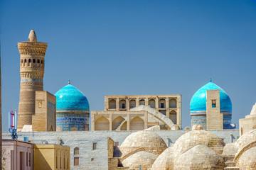 Bukhara downtown. Uzbekistan