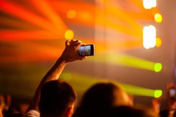 Concert Snapshot