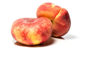 Peach Donut