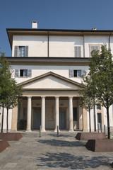 Gorgonzola (Milan): town square