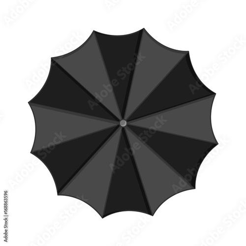 42b44cd86 Umbrella Vector from Top