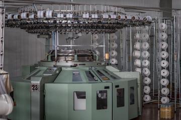 circular knitting machine