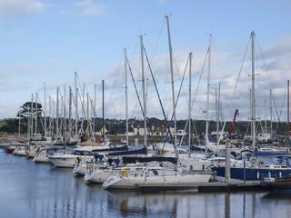 Puerto de Ploumanach / Port of Ploumanach. Bretaña. Francia