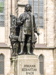 Leipzig Bach-Denkmal