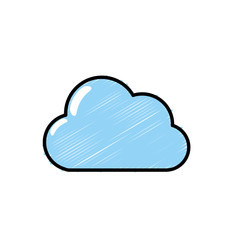 cloud natural weather in the sky design
