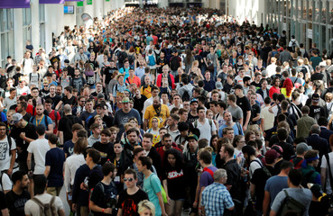 Cologne Gamescom opens to the public