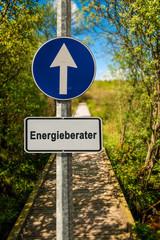 Schild 239 - Energieberater