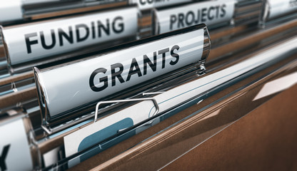 Seeking Grants for an Association, a Small Business or for Research