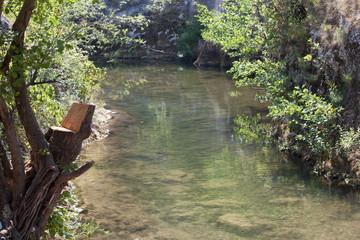 river moravica