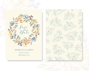 Greeting Cards template