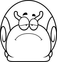 Sad Little Snail