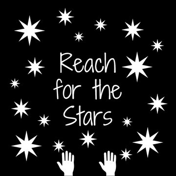 Quote: Reach for the Stars